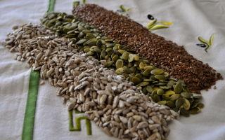 Можно ли отравиться семенами подсолнуха, тыквы или льна?