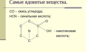 Синильная кислота или какая кислота самая ядовитая?